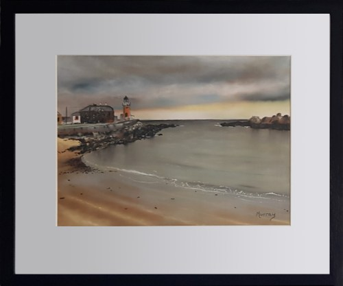 Portpatrick Stephen Murray Art