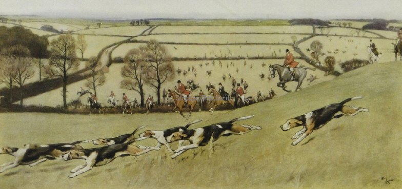 Image result for the quorn hunt