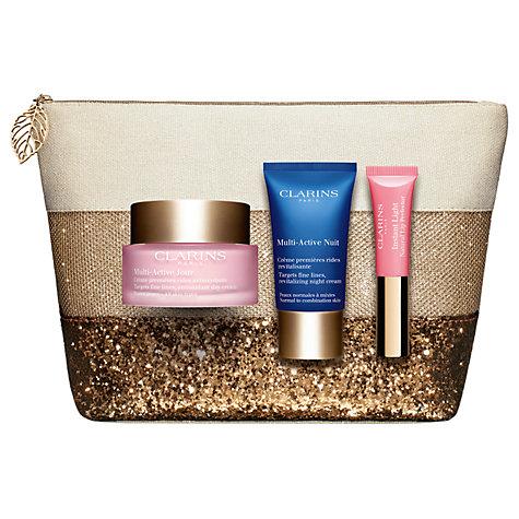 Clarins Multi-Active Skincare Gift Set