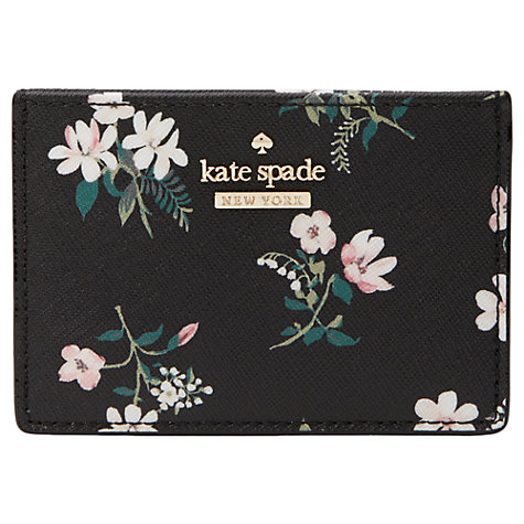 kate spade new york Cameron Street Flora Card Holder, Multi