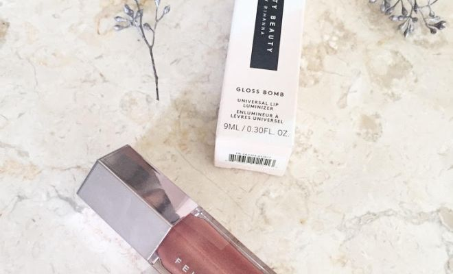 Fenty Beauty Gloss Bomb Review!