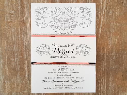 1659 3 29 Wedding Invitation