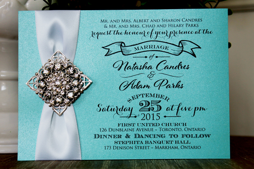 1313 4 79 Wedding Invitation