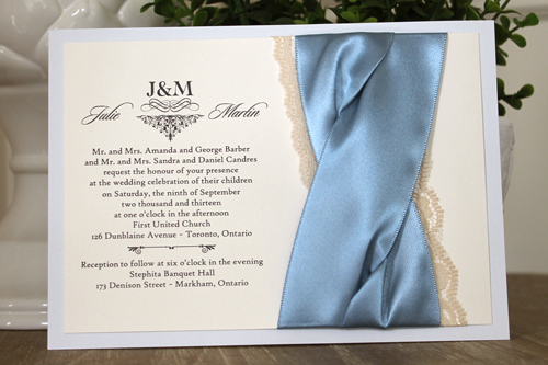 1106 4 39 Wedding Invitation
