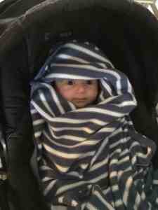 Oxford Hypnobirthing gorgeous baby Eliot