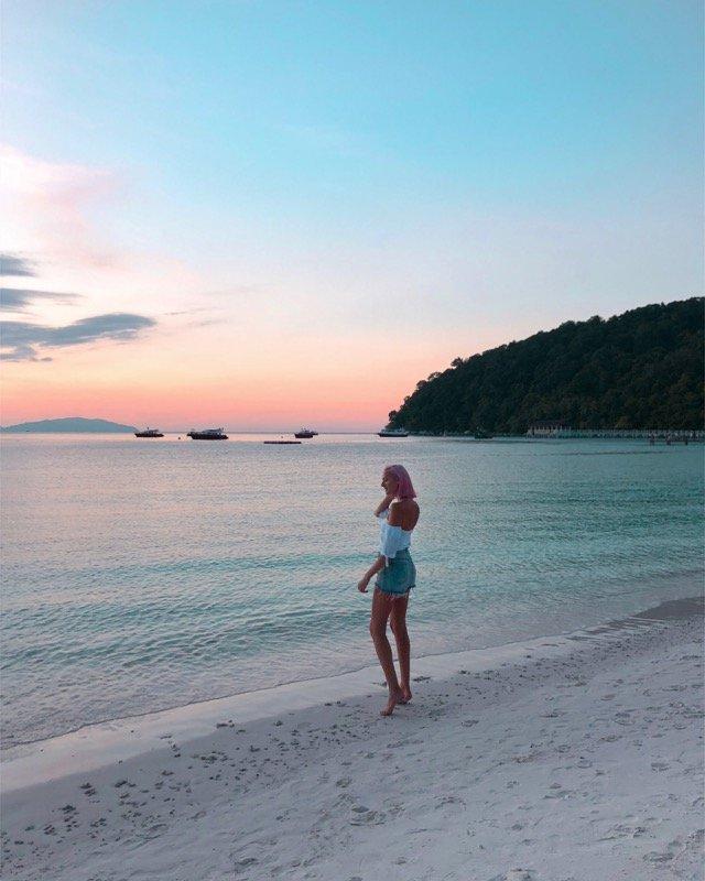 Pulau  Lang Tengah Travel Guide