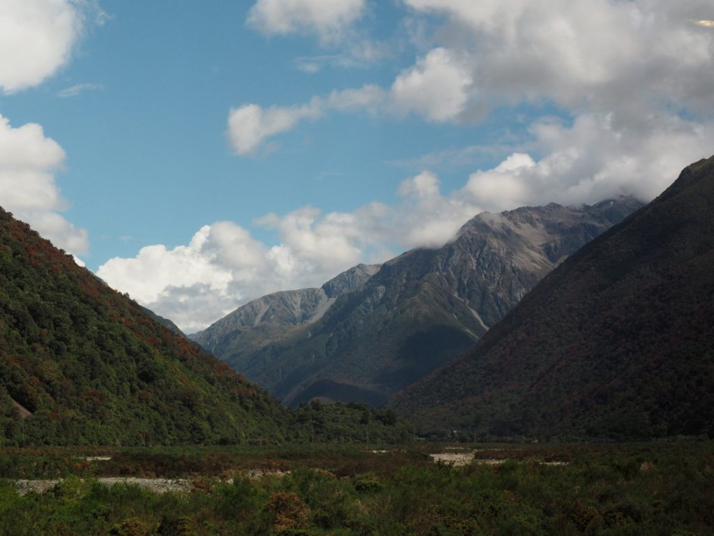 TranzAlpine Views