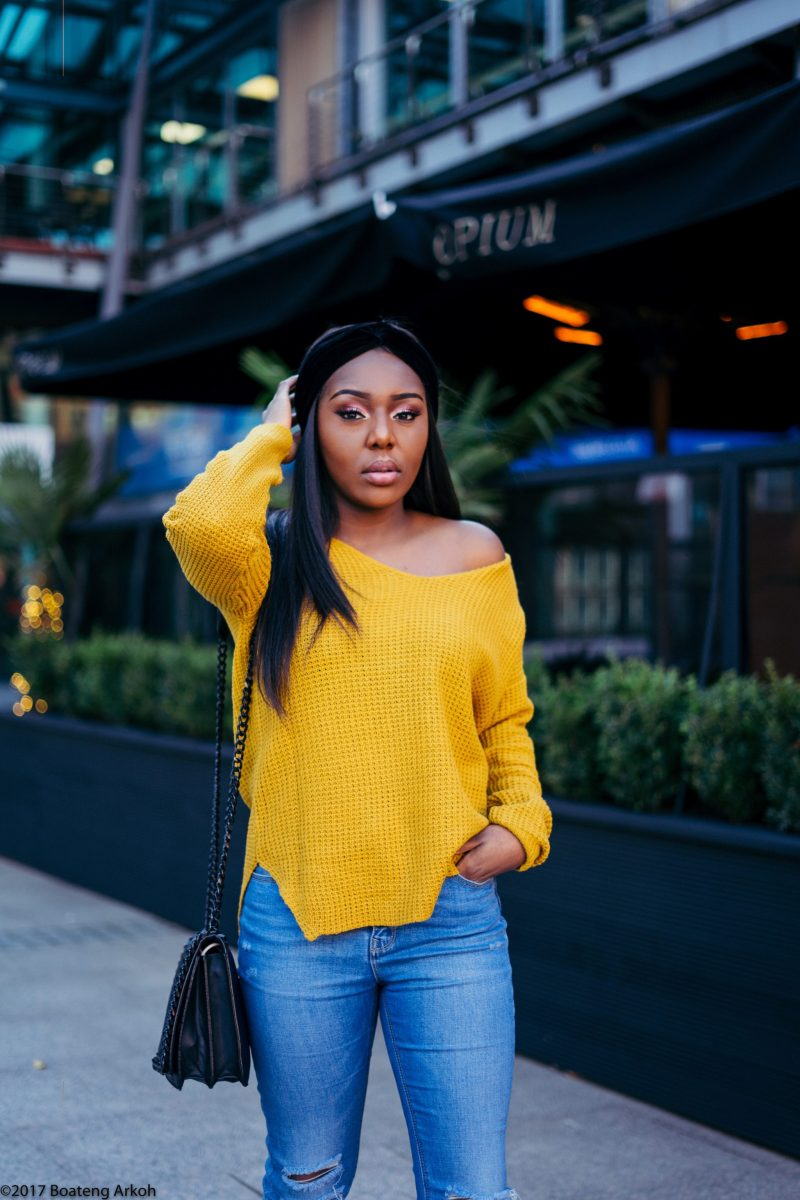 Sweater Outfit| Manchester Blogger | Stephylately
