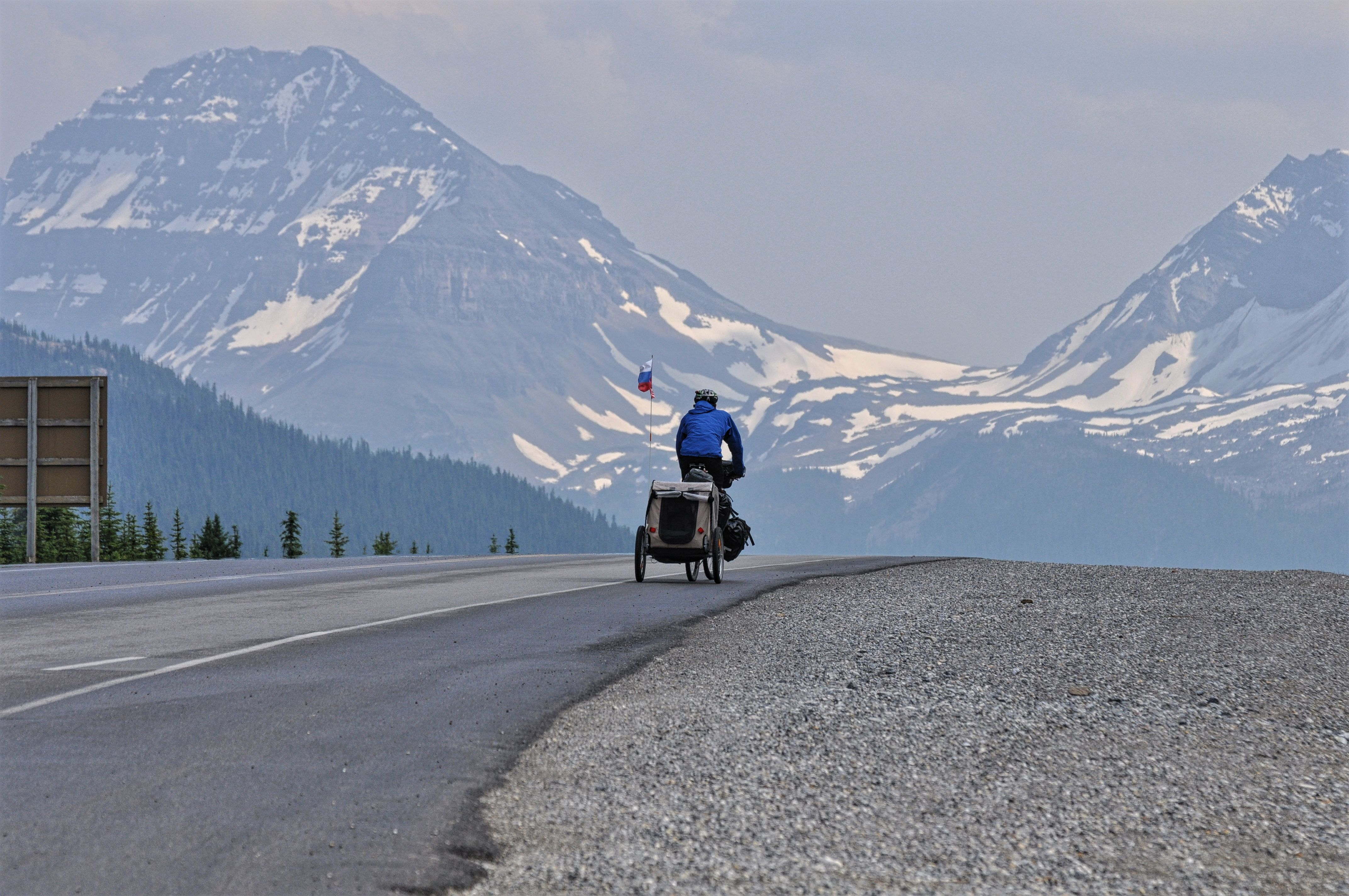 The fabulous journey to the Rockies