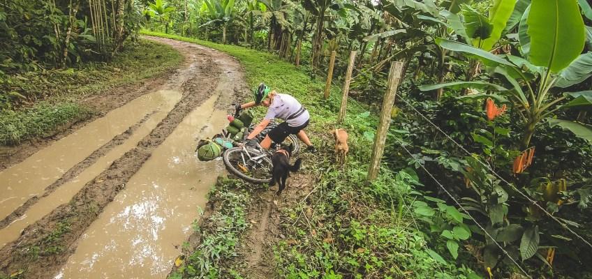 Bikepacking and biketouring reality – VIDEO