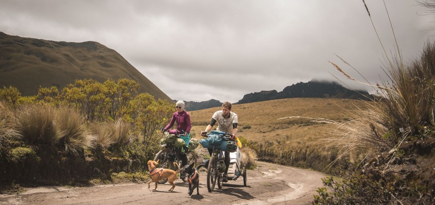 Bikepacking TEMBR Ecuador I. – El Ángel to Quito
