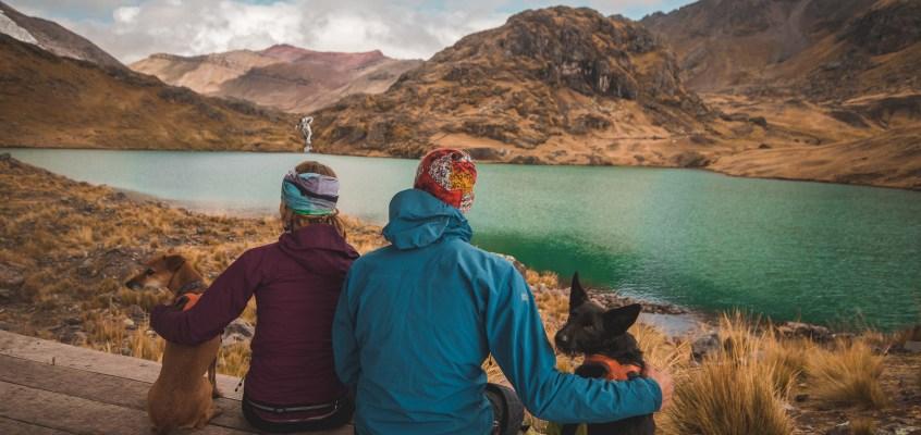 Ausangate trek v Peru – video