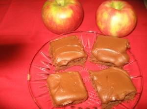 Apple Brownies