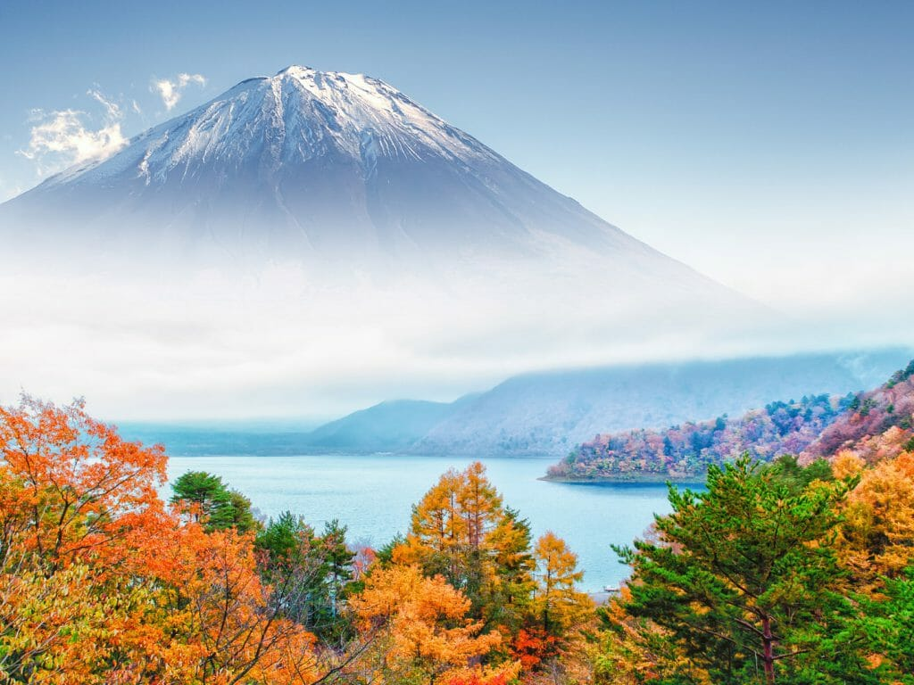 The mountain is located only 60 miles (96.56 km) from japan's capital, tokyo. Mount Fuji And Hakone Japan Holidays Steppes Travel