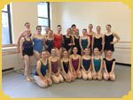 American Travel Group-Premier & Sayer Dance Academy with Kathy Sullivan & Kai Ono 9/20/17