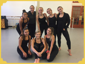 Dance Express Performing Arts Center with Emily Bufferd 11/15/19