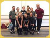 Dance Express Performing Arts Center with Andrew Black 11/17/19