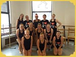Academic Travel/Denise's Dance Academy with Marijke Eliasberg 8/6/16