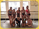 Devon School of Dance with Caitlin Gray 7/1/16