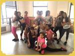 Escuela de Arte Alex Martinez with Caitlin Gray 5/27/16