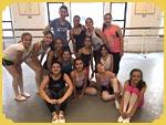 Escuela de Arte Alex Martinez with Plu Sayampol 5/30/16