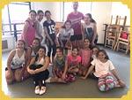 Escuela de Arte Alex Martinez with Scott Thompson 5/27/16
