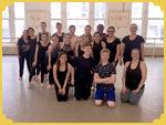 Fairfax High School Academy with Jolea Maffei 3/31/19