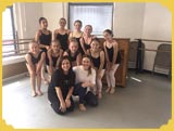 Global Dance Tours-One Maker Academy with Julie Carter 7/14/19