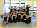 TP Worldwide Dance Tours-Townsville Academy of Performing Arts with Andrew Black 4/1/16