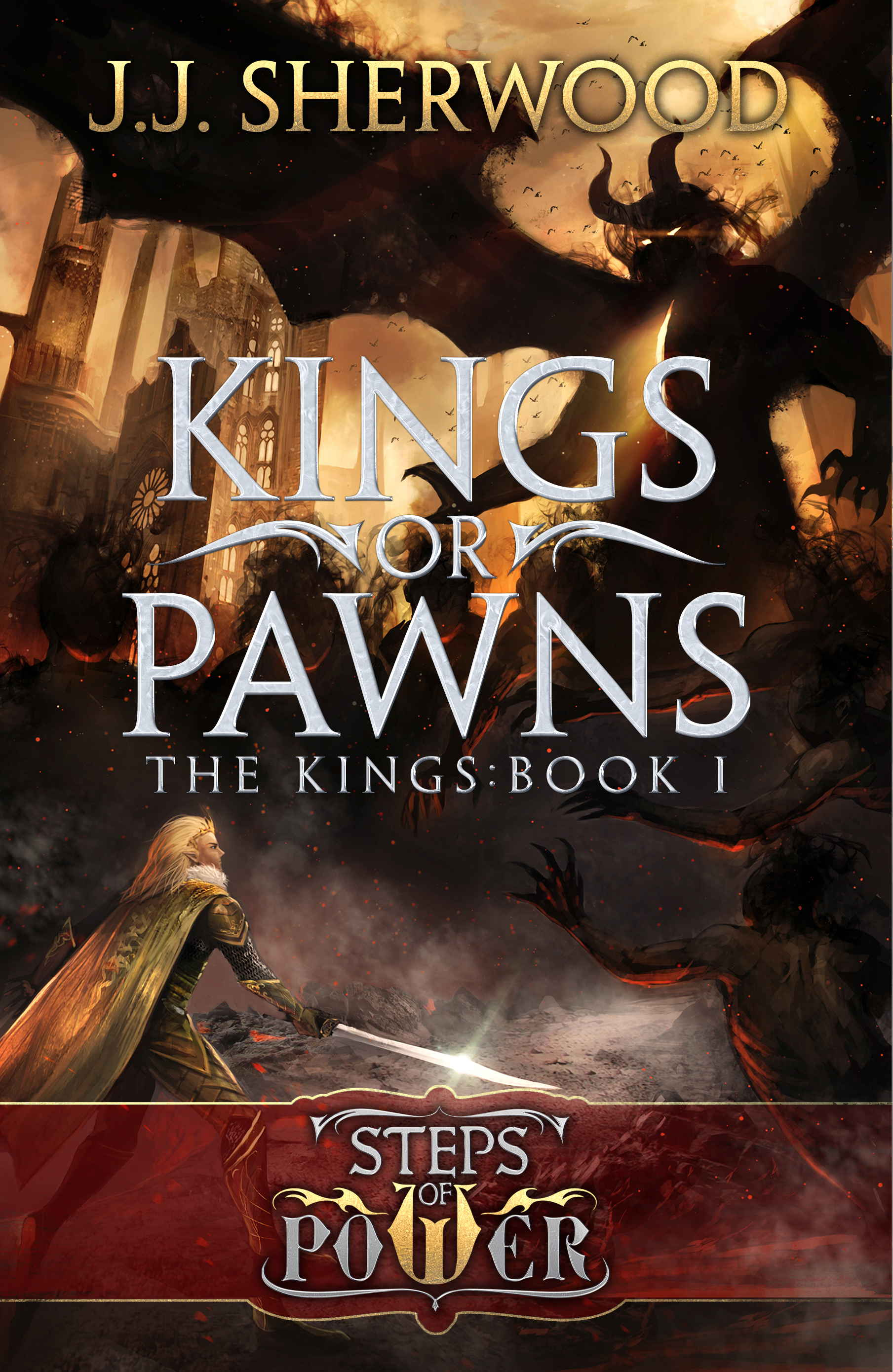 Image result for kings or pawns sherwood