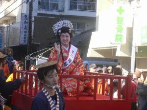 中仙道蕨宿宿場祭り 010