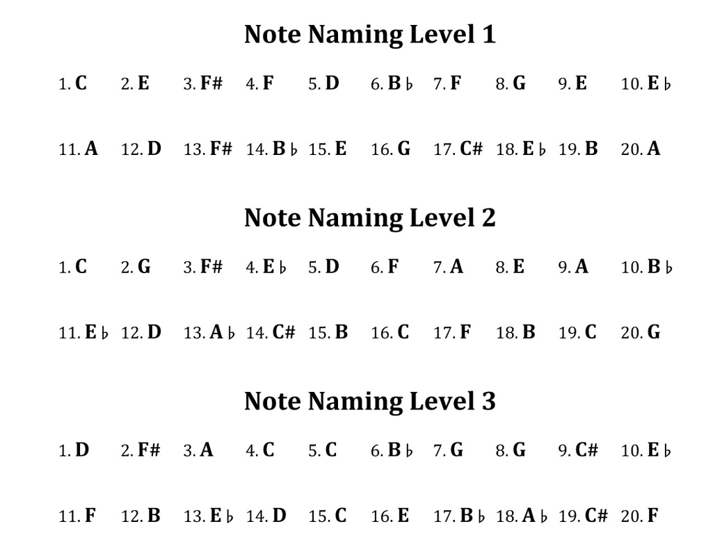 Free Band Amp Orchestra Worksheets