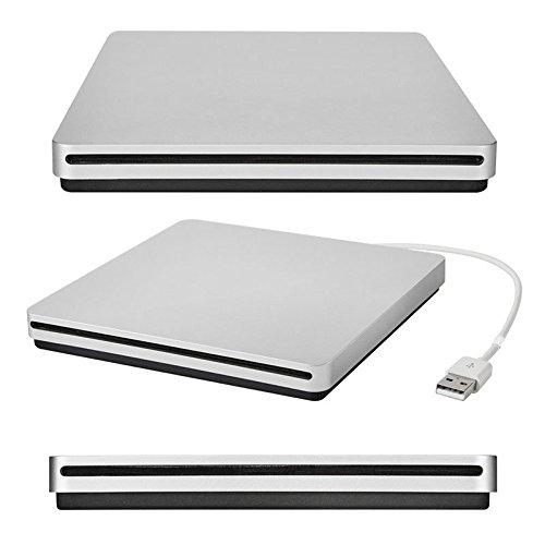 Externes DVD-Laufwerk, USB2.0 Externes Slot-In CD / DVD-Laufwerk