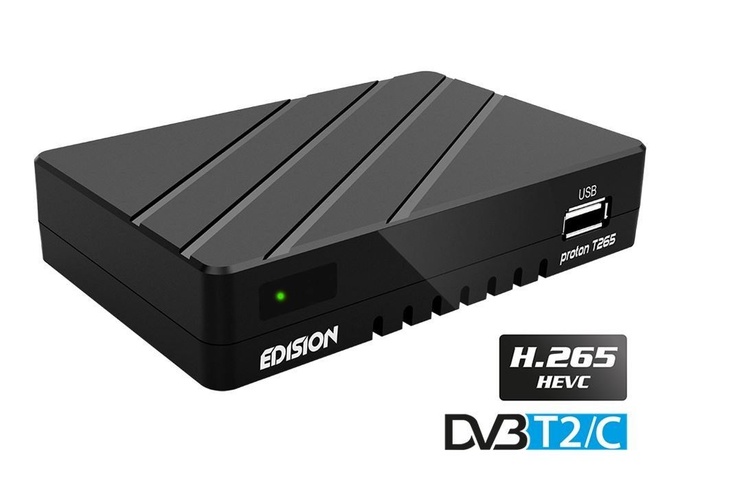 Edision proton T265 Full HD Receiver