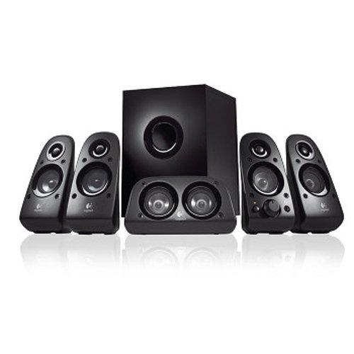 Logitech 150 watts Lautsprechersystem schwarz