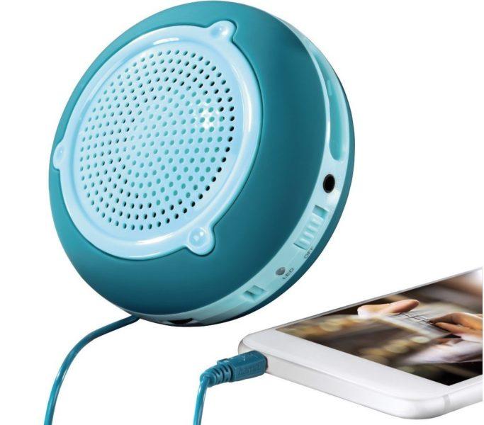 Hama mobiler Aktiv-Lautsprecher