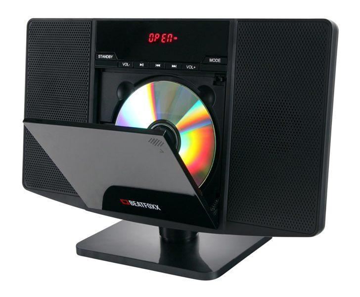 Beatfoxx MCD-60 Vertikal Stereoanlage