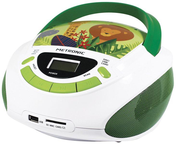 Metronic CD-Player und Radio
