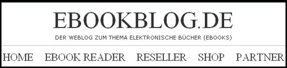 Ebookblog Follow Friday für Blogs 12: Im Zeichen der E-Books und Reader Follow Friday Technology Web Web 2.0