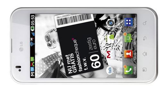 "LG-Optimus-White-Edition LG Optimus Black kommt auch in Weiß als ""White Edition"" LG LG Optimus Black Smartphones Technology"