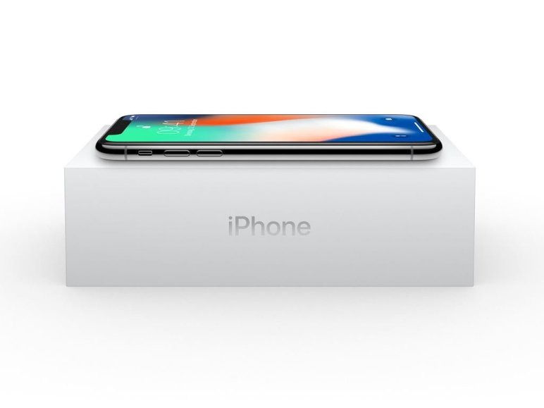 Apple iPhone X - Box