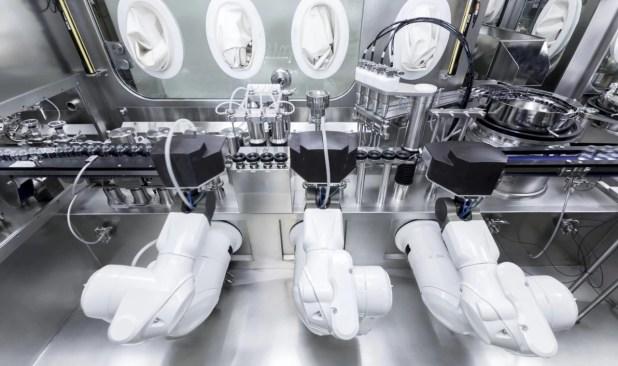 Steriline Robotics