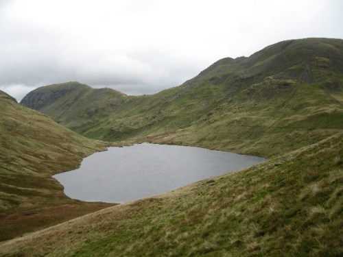Grizedale Tarn and St Sunday Crag