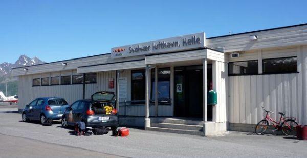 Svolvaer airport