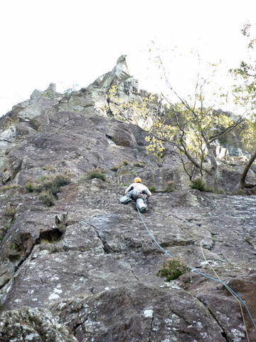 Ian on pitch 3