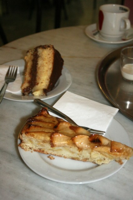 Mallorcan cake!
