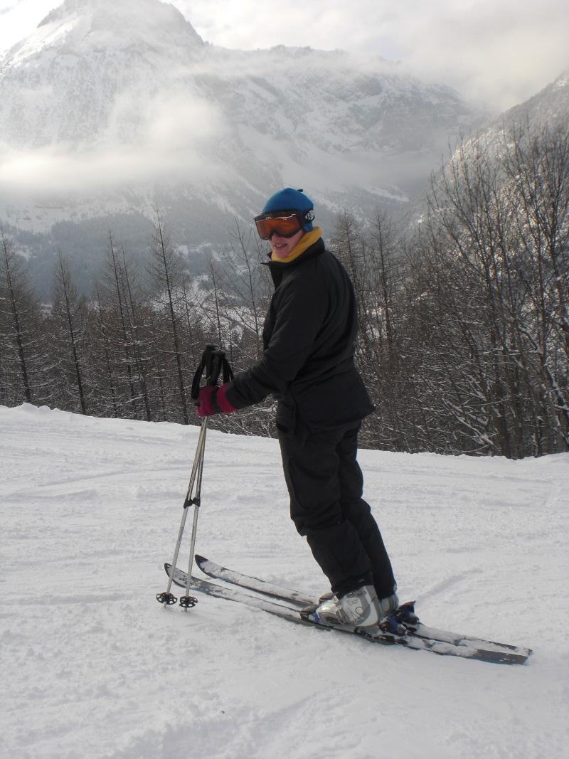 Skiing in Bardonecchia