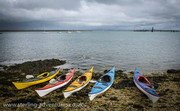 Holyhead Sea Kayaking