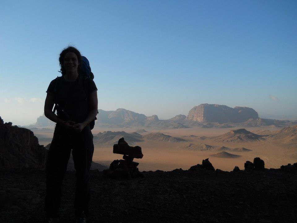 The Traverse of Jebel Rum