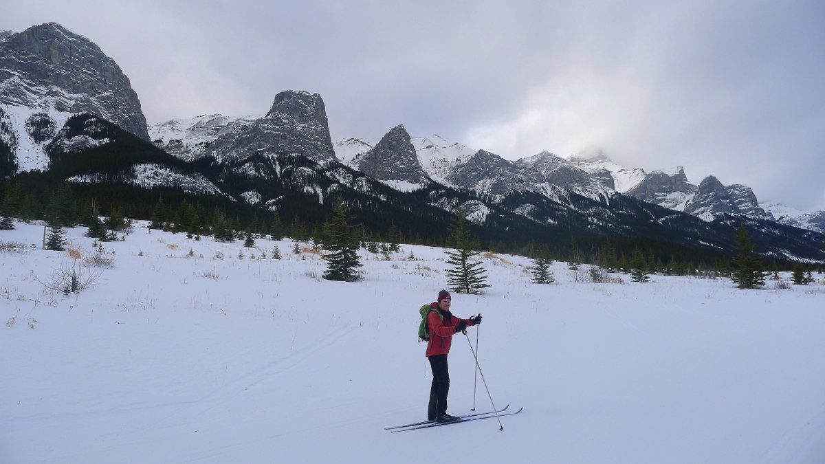 Boxing Day Cross Country at the Canmore Nordic Centre